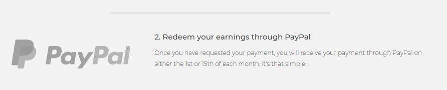how do you get paid