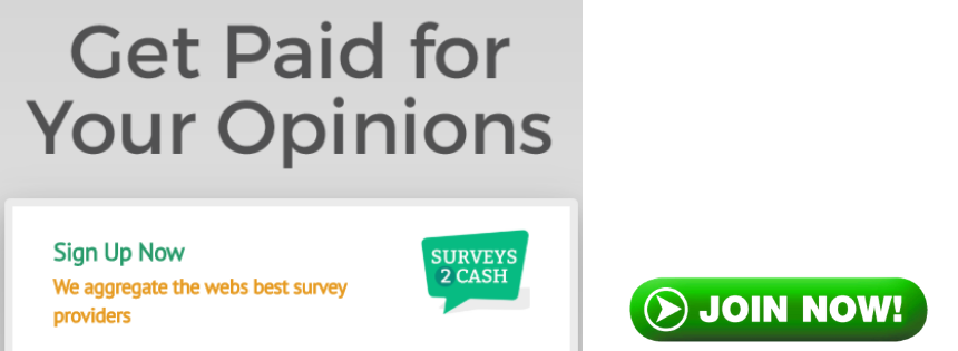 surveys2cash join now