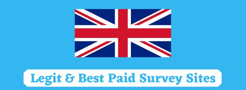 paid survey uk