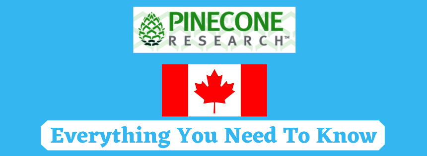 pinecone research canada review