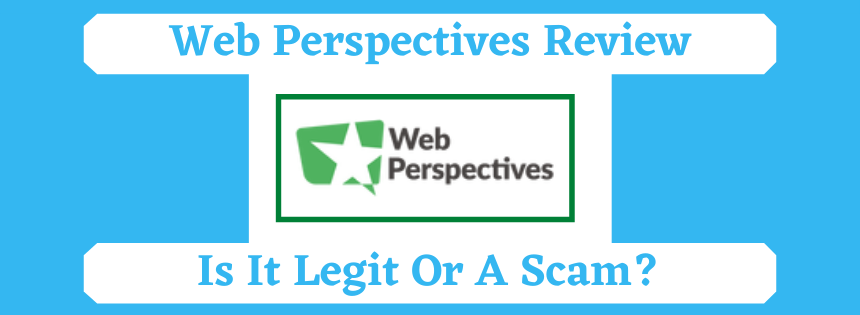 Web Perspectives Review