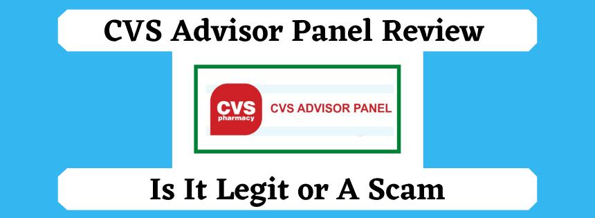 CVS Advisor Panel Review