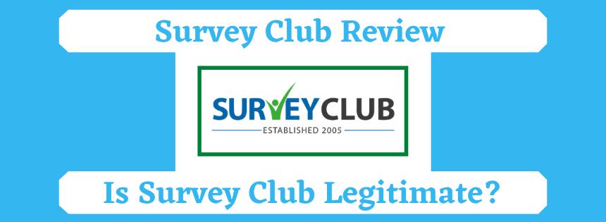 Survey Club Reviews